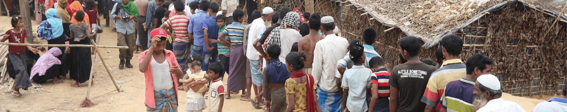 An Appeal for Rohingya Relief