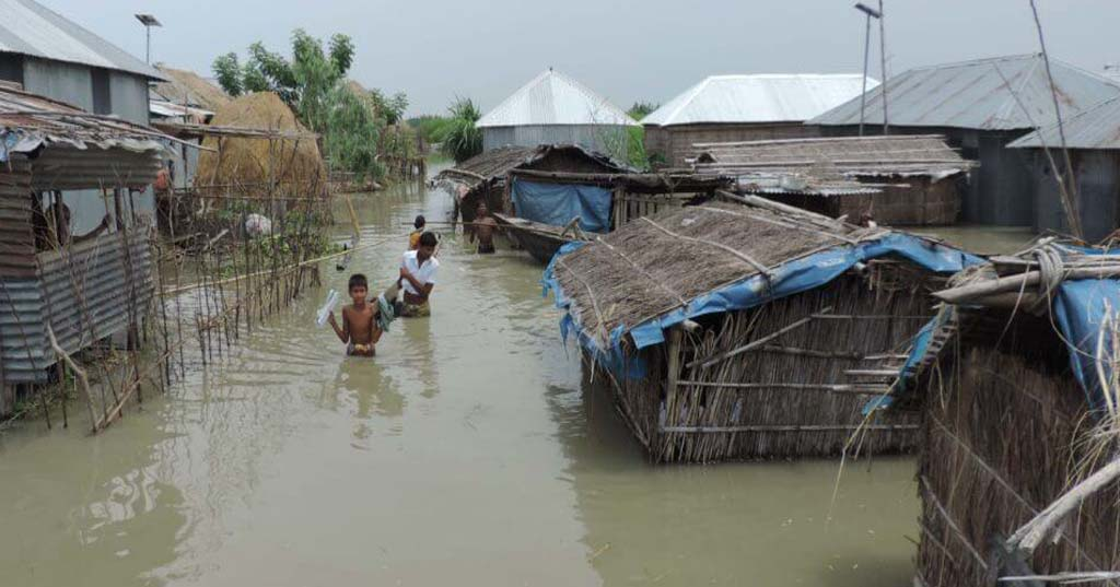 flood updates